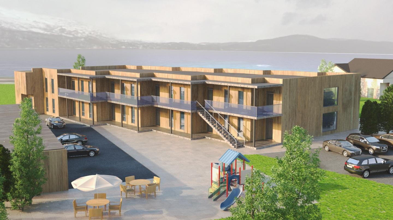 Narviku ridaelamu Norras