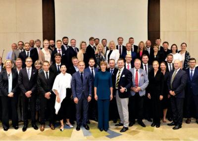 Eesti äridelegatsioon Dubais