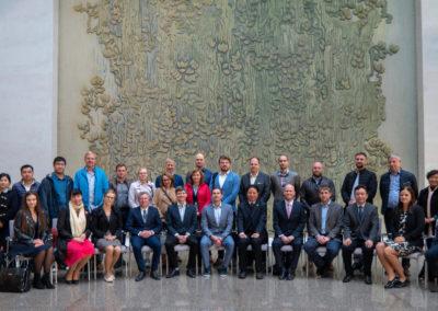 Digitaalehituse klastri delegastioon Hiinas Oktoobris 2019