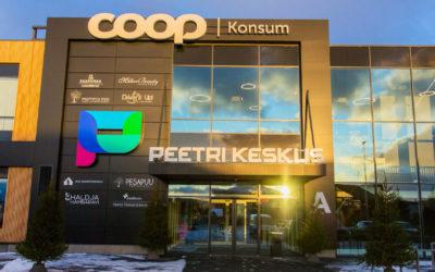 Peetris avati vabaaja- ja kaubanduskeskus