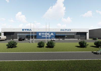 Etola Grupi ärihoone Rakveres